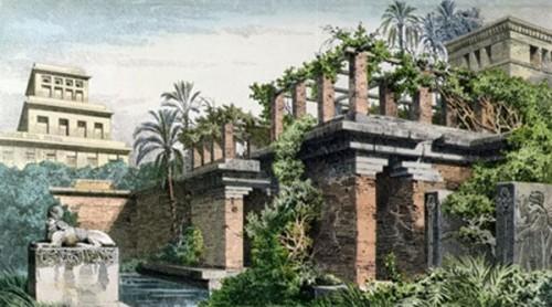les-jardins-suspendus-de-babylone